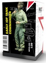 MIG Productions EARLY IDF TANK COMMANDER