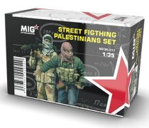 MIG Productions Street fighting palestians set