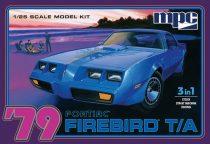 MPC 1979 Pontiac Firebird Trans-Am makett