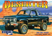 MPC 1984 GMC Pickup car makett