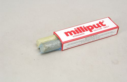 Milliput Standard Epoxy Putty 113g
