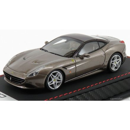 MR MODELS FERRARI CALIFORNIA T SPIDER CLOSED ROOF 2014 - INSPIRED BY 250 EUROPA VIGNALE COUPE