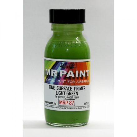 MRP Fine Surface Primer - Light Green (50ml)