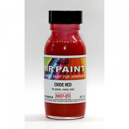 MRP Fine Surface Primer - Oxide Red (50ml)