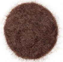 Model Scene Grass-Flock 2 mm - Brown 50g (statikus fű)