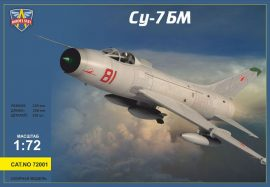 Modelsvit Sukhoi Su-7BM Soviet fighter-bomber,Re-r