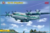 Modelsvit Antonov An-10-10 Ukraine civil aircraft makett
