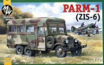Military Wheels PARM-1 makett
