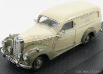 MATRIX SCALE MODELS MERCEDES BENZ 220 VAN LIEFERWAGEN BY AUTENRIETH 1952
