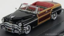 MATRIX SCALE MODELS CHRYSLER TOWN & COUNTRY CONVERTIBLE 1949