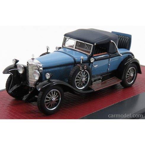MATRIX SCALE MODELS MERCEDES BENZ 630K SPORT CABRIOLET BY HIBBARD & DARRIN #38182 CLOSED 1927