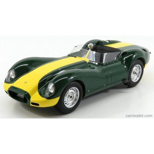 MATRIX SCALE MODELS Jaguar LISTER 1958