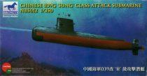 Bronco Chinese 039G 'Sung' Class Attack Submarine makett