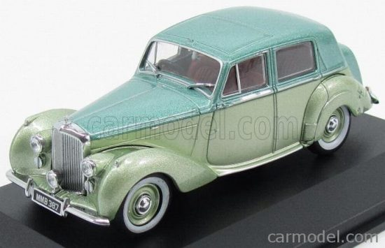 OXFORD MODELS BENTLEY MK VI 4-DOOR RHD IVO PETERS 1950