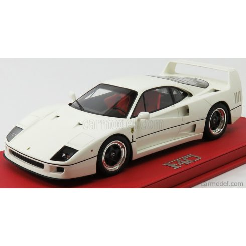 BBR FERRARI F40 1987 - BLACK WHEELS