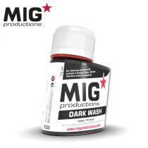 MIG Productions Dark wash