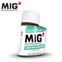 MIG Productions Grey-Green Wash