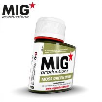 MIG Productions Moss Green Wash