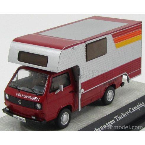 Premium ClassiXXs VOLKSWAGEN T3a PRITSCHENWAGEN TISCHER-CAMPING 1979
