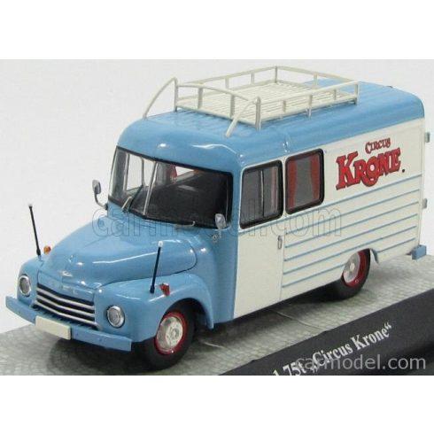 Premium ClassiXXs OPEL BLITZ 1,75T TRUCK VAN CIRCUS KRONE 1952