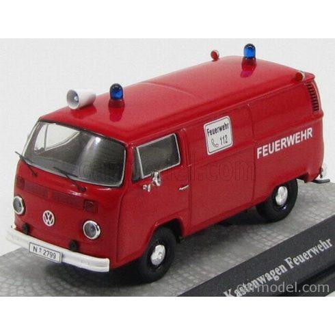 Premium ClassiXXs VOLKSWAGEN T2B VAN FEUERWEHR 1967
