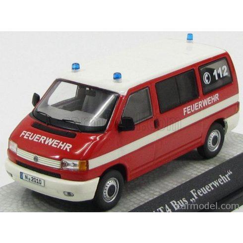 Premium ClassiXXs VOLKSWAGEN T4 MINIBUS FEUERWEHR POMPIERS 1990