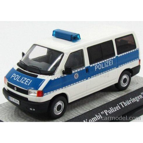 Premium ClassiXXs VOLKSWAGEN T4 MINIBUS KOMBI POLIZEI 1990