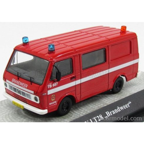 Premium ClassiXXs VOLKSWAGEN LT28 VAN BRANDWEER 1975