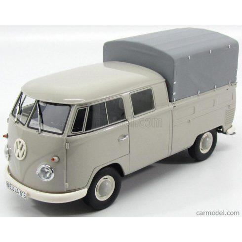 Premium ClassiXXs VOLKSWAGEN T1 DOUBLE CABINE DOKA PICK-UP 1967