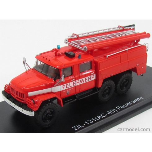 Premium ClassiXXs ZIL 131 AC-40 6X6 TANKER TRUCK FEUERWEHR 1965