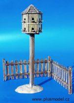 Plus Model Pigeonry
