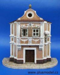 Plus Model Civic house - facing