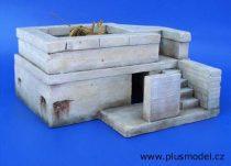 Plus Model Flak bunker