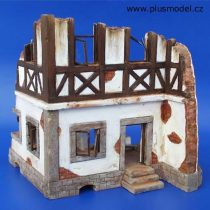 Plus Model German framed house