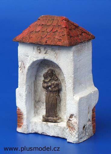 Plus Model Village chapel