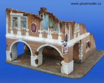 Plus Model House with an arcade