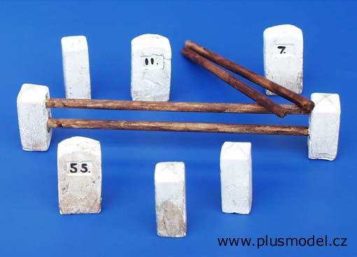 Plus Model Guard stones