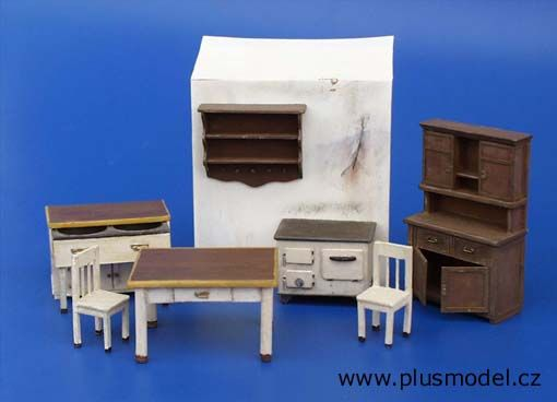 Plus Model Kitchen furniture