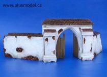 Plus Model Village gate