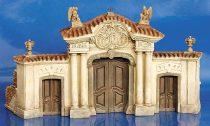 Plus Model Baroque Gate