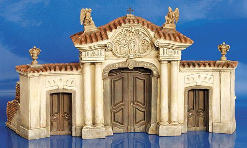 Plus Model Baroque Gate