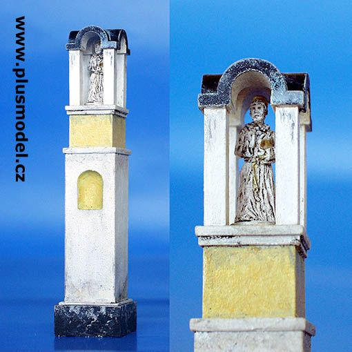 Plus Model Chapel decorative