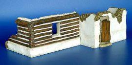 Plus Model Log cottage