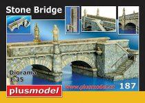 Plus Model Stone bridge