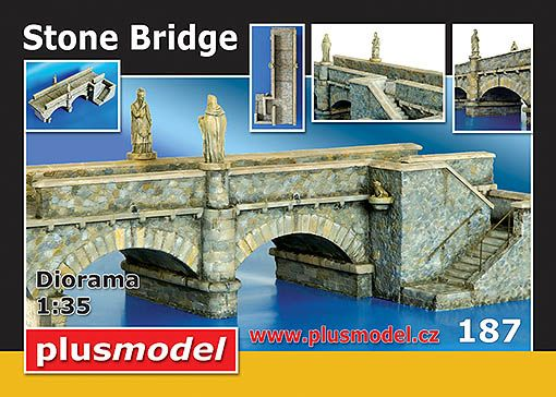Plus Model Stone bridge