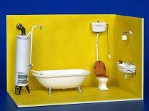 Plus Model Bathroom