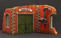 Plus Model Factory gate-door