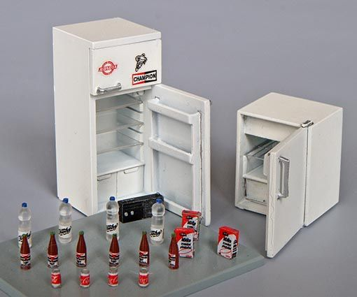 Plus Model Fridges