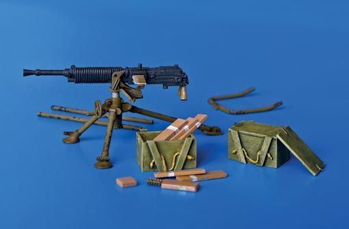 Plus Model Japan heavy machine gun Type 92