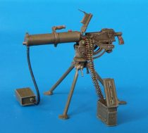 Plus Model U.S. Machine gun cal .30 Water cooled